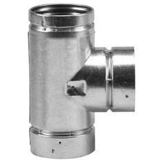 SELKIRK CORP 244100 4-Inch  Pellet Vent Tee/Cap * Click image to review more details.