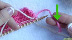 How to Change Yarn: 10 Steps (with Pictures) - wikiHow