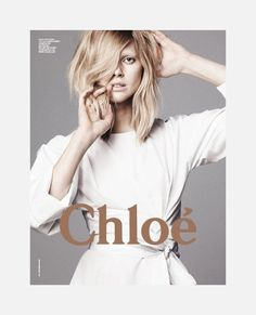 Chloe Spring 2011.    #AdCampaign #Fashion #SS11