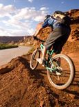 Moab mountain biking...the best!