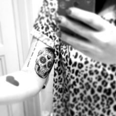 Sweet sugar skull #tattoo love that its on the inside of the arm
