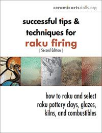 Successful Tips and Techniques for Raku Firing: How to Select Raku Clays, Glazes, Kilns and Combustibles