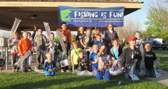 The Nebraska Walleye Association Kids Fishing Clinic Charity had quite the ServeNebraska Week!  24 youth (pictured) were taught fishing techniques at the Holdrege Kids Fishing Clinic. A few days later, approximately 650 children attended Healthy Kids Day at the Cooper YMCA in Lincoln where they were shown different types of bait fishing techniques.  Last but not least, the Crofton Kids Fishing Clinic hosted 57 youth.  Youth at the clinics received a free rod/reel to take home and use in…