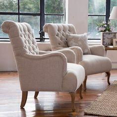 Duchess Chair - from 1825 Interiors at Crossroads Homemaker Centre