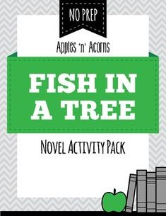 Fish in a Tree novel activity pack! Includes the following graphic organizers for the story Fish in a Tree:Author's Purpose for writing Fish in a TreeInterviewing Lynda Mullaly Hunt, author of Fish in a TreeMaking InferencesReading ReflectionSummarizing ChaptersSetting in Fish in a TreeMain IdeaAll About AllyAllyand MeCharacter Growth and Change - AllyCharacter Study - AllyMy PredictionsFollow the Plot of Fish in a Tree (identifying the main plot points)Problem Solver (main problem and…