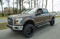 ford lifted f150 - Google Search