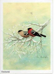 Leena Airikkala Bird, Painting, Animals, Animales, Animaux, Birds, Painting Art, Paintings, Animal