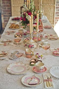 Rosehip Sussex vintage tea parties | Gallery