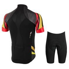 2016 Outdoor Sports Men's Short Sleeve Cycling Jersey -- For more information, visit image link.