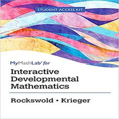 Precalculus mathematics for calculus 7th edition pdf free download interactive developmental mathematics 1st edition by rockswold krieger test bank 0134380002 9780134380001 download free sample fandeluxe Images