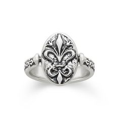 Secret Message Ring #JamesAvery