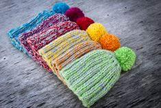 Ravelry: Last Minute Hat by Kirsten Hipsky