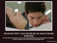 Yeep. And especially with him! #kdramahumor