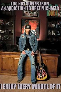 #BretMichaels Bret Michaels Poison, Bret Michaels Band, Poison Albums, 80s Hair Bands, Picture Albums, Rock Music, 80s Music, Music Images, Boss Man