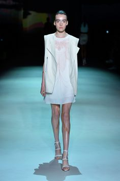 Bless'ed Are The Meek #SS2013 #MBFWA