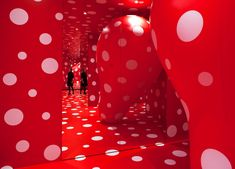 Yayoi Kusama's In Infinity retrospective at Louisiana Museum