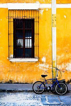 Bicycle - Antigua, Guatemala