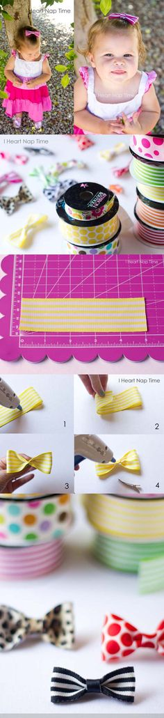 DIY KIDS: Easy To Make For Your Sweeties