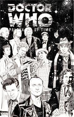 Image of Dave Sim Doctor Who: Prisoners of Time #12 Variant Cover | LotID #106005 | Heritage Auctions