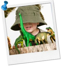 Some good Decor and food ideas for Dino Train themed party