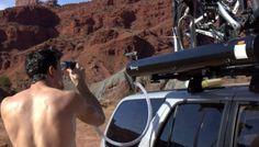 Road Shower, la douche solaire nouvelle génération