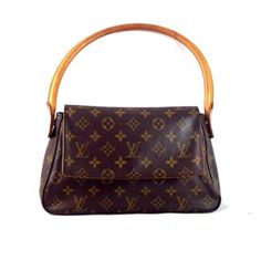 Louis Vuitton Looping Shoulder Bag. Get one of the hottest styles of the season! The Louis Vuitton Looping Shoulder Bag is a top 10 member favorite on Tradesy. Save on yours before they're sold out!