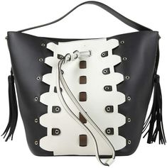 fcadb88a3022 Furla Leather tote Black Leather Handbags