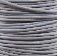 Round Leather Cord, Color - #26 Horizon #leather #design