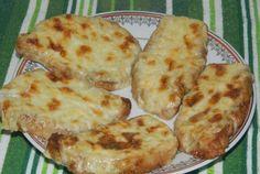 Retete Culinare - Cotlet de porc cu cascaval Zucchini, Pizza, Menu, Cheese, Vegetables, Pork, Salads, Essen, Summer Squash