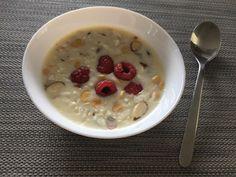 Simple Keto Cereal variation! 🥣 : ketorecipes