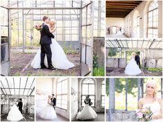 Heiraten in Schloss Diersfordt in Wesel. Portraitshooting in der Orangerie. Mehr unter: www.hochzeitsfotografie-duisburg.de