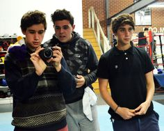 Luke and Jai Brooks, James Yammouni. they count too. i need to find one of skip now......
