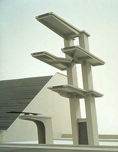 diving platform / photo Thomas Demand