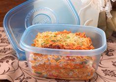 Chicken Vegetable Lasagna