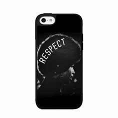 Respect Afro American Women Plastic Phone Case Back Cover iPhone 4 4s includes BleuReign(TM) Cloth and Warranty Label :: African American Motivational Speakers
