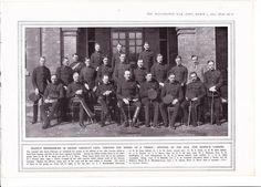 QUEENS LANCERS, 16TH ..OFFICERS WW 1 .1915 .1914 . VINTAGE PRINTS. | eBay