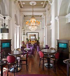 Lobby and Bar Lounge