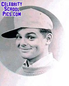 Gary Burghoff - AKA Radar Celebrity School Pics