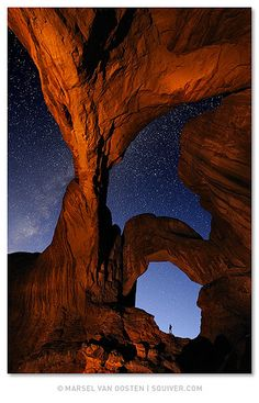 Arches national Park . Utah