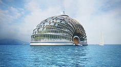 El Arca representa una especie de salvavidas para la humanidad en caso de un apocalipsis, ya que la gente podría vivir allí durante un tiempo bastante prolongado. Su peculiar diseño le permitiría flotar en el agua y adaptarse a cualquier clima, operando de forma independiente, proporcionando un entorno verde y autosostenible para sus huéspedes. El arquitecto ruso Alexander Remizov, inspirándose en el calentamiento global y el aumento del nivel del mar, ha ideado un hotel submarino por si los…