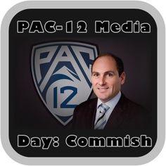 PAC-12 Media Day: Commish  http://www.phatduxfootball.com/articles/2013_pac-12_media_day_commish.html