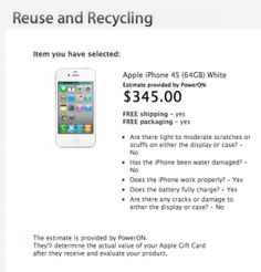 Apple Will Pay You To Recycle Your 4S, Another Sign of a New iPhone?