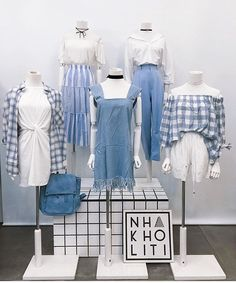 fashion, style, look Kpop Fashion Outfits, Ulzzang Fashion, Edgy Outfits, Korean Outfits, Cute Fashion, Look Fashion, Fashion Dresses, Womens Fashion, Fashion Design