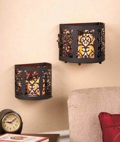 Wall mount, Home and Rice paper on Pinterest