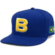 Brazil 2013 World Baseball Classic Authentic Game Fitted Cap