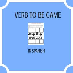 Fun activity to practice the verb to be in Spanish. This is a speaking game where the students have to ask and answer questions in order to find out who lives where. Suitable for kids, teenagers and adults. This resource includes instructions for the teacher , a worksheet that the students use during the activity and a set of cards.