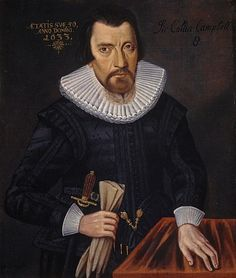 Sir Colin Campbell of Glenorchy, 1577 - 1640 − Online Collection − Collection − National Galleries of Scotland - 1633