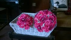 I personally love these I made...the bride couldn't stop woowing.