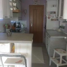 Poradca: p. Kitchen, Home Decor, Cuisine, Kitchens, Interior Design, Home Interiors, Decoration Home, Cucina, Room Kitchen