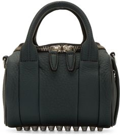 I LOVE this bag my fave bag designer Alexander wang in my fave colour GREEN